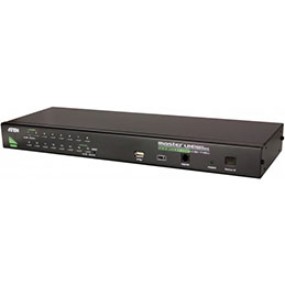 ATEN CS1716A switch KVM VGA-USB/PS2 cascadable 16 ports (photo)