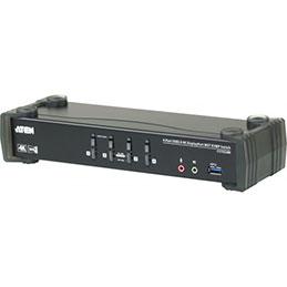 Aten CS1924M switch KVM Double écran DP 1.2 + HDMI 2.0/USB- 4 ports