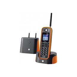 MOTOROLA O201 Téléphone sans fil étanche IP67 très longue portée (photo)