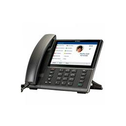 Mitel 6873i Téléphone SIP PoE sans bloc secteur (photo)