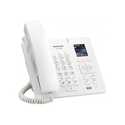 PANASONIC KX-TPA65 Poste bureau sans fil blanc pour KX-TPG600