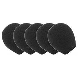 Dacomex 5 bonnettes microphone pour casque telephone Pro (photo)