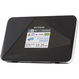 Netgear AC785 routeur mobile hotspot 4G désimlocké (photo)
