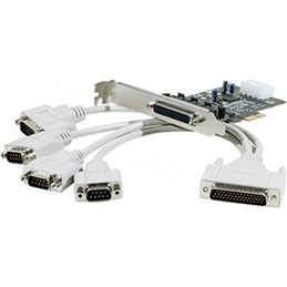 Carte pci-express 4PORTS RS232 pos CP130 (photo)