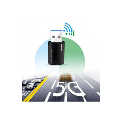DEXLAN NANO CLÉ USB 3.0 WiFi AC1200 DUAL BAND (photo)