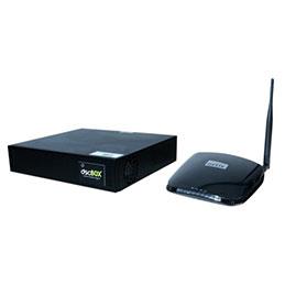 Dscbox mini 15 NETIS serveur log et portail captif (photo)