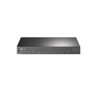 TP-LINK TL-SG1210P SWITCH 9p Gigabit dont 8 PoE+ & 1 SFP 63W