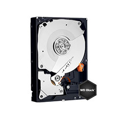 DD 3.5'' SATA III WESTERN DIGITAL CAVIAR BLACK 2To 64Mb (photo)