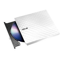 ASUS Lecteur / graveur DVD externe SDRW-08D2S-U LITE USB 2.0 blanc (photo)