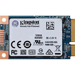 DISQUE SSD KINGSTON UV500 mSATA - 240Go (photo)