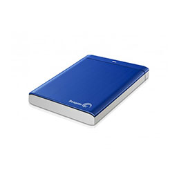 DD EXT. 2.5'' SEAGATE BackupPlus Portable USB 3.0 - 1To Bleu (photo)