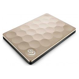 DD EXT. 2.5'' SEAGATE BackupPlus Ultra Slim USB 3.0 - 2To Or (photo)
