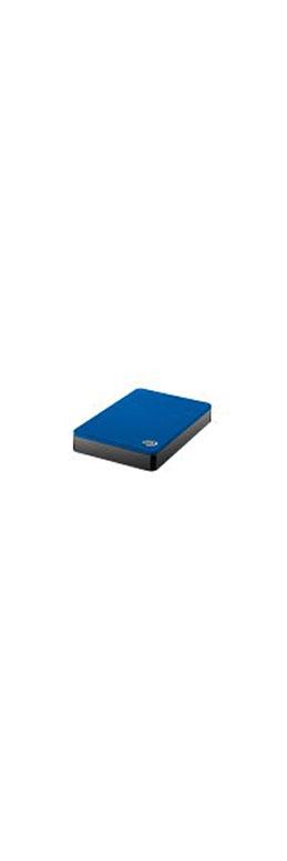 DD EXT. 2.5'' SEAGATE BackupPlus Portable USB 3.0 - 4To Bleu (photo)