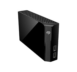 DD EXT. 3.5   SEAGATE BackupPlus Hub USB 3.0 - 8To (photo)