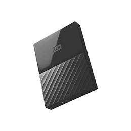 DD EXT. 2.5'' WD My Passport USB 3.0 3To - Noir (photo)