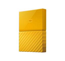 DD EXT. 2.5'' WD My Passport USB 3.0 3To - Jaune (photo)