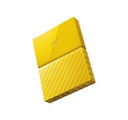 DD EXT. 2.5'' WD My Passport USB 3.0 4To - Jaune (photo)