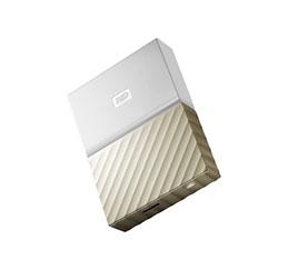 DD EXT. 2.5   WD MyPassport Ultra USB 3.0 - 3To Blanc/Or