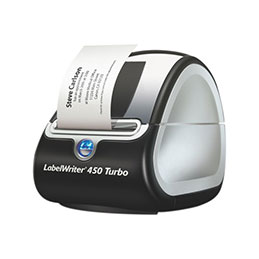 Etiqueteuse DYMO LabelWriter 450 Turbo (photo)