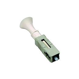 Connecteur 3M npc/sc OM3/OM4 (photo)
