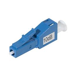 Attenuateur 10 dB LC/LC -M/F UPC (photo)