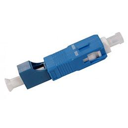 Adaptateur fibre monomode LC femelle / SC male (photo)