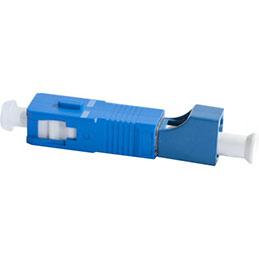 Adaptateur fibre multimode LC femelle / SC male (photo)
