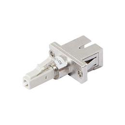 Adaptateur fibre multimode LC male / SC femelle (photo)