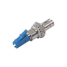 Adaptateur fibre monomode LC male / ST femelle (photo)