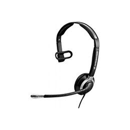 Sennheiser cc 510 micro casque call center 1 ecouteur (photo)