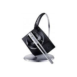 Sennheiser DW Office casque sans fil 1 ecouteur - TEL & DECT (photo)