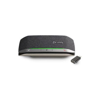 Poly Sync 20+ SY20-M USB-C/BT600 Speakerphone+clé BT Cert.MS