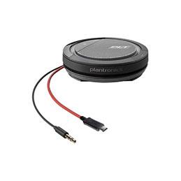 PLANTRONICS Calisto 5200 Mini conférencier USB-C + Jack 3,5 mm (photo)