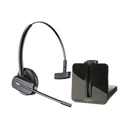 Plantronics cs 540 casque sans fil 1 écouteur (photo)