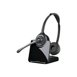 Palntronics cs 520 casque sans fil 2 écouteurs (photo)