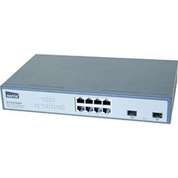 NETIS ST3310GF Switch NIV.2 8 ports Gigabit + 2 SFP