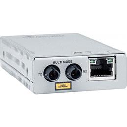 ALLIED AT-MMC2000/ST-60 Media Converter RJ45 Gigabit to 1000SX MM, ST Duplex
