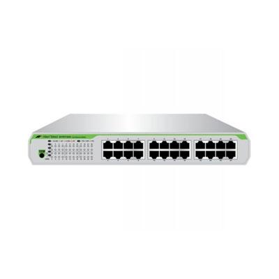 ALLIED AT-FS710/24-50 switch 24-port 10/100TX Alim. Interne , EU (photo)