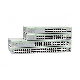 ALLIED AT-FS750/28 Smart Switch 24P 10/100 & 2 Giga & 2SFP (photo)