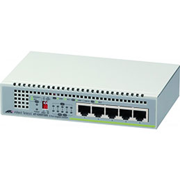 ALLIED AT-GS910/5-50 switch 5 port 10/100/1000TX Alim.Interne, EU (photo)