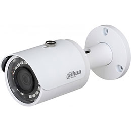 DAHUA HAC-HFW2401S caméra bullet HDCVI 3,6mm 4Mpix (photo)