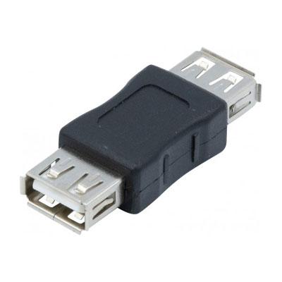 Coupleur USB 2.0 type A / A (femelle - femelle)