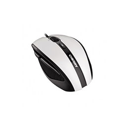 CHERRY Souris MC-3000 USB blanc (photo)