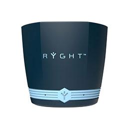 RYGHT Mini Enceinte nomade Exago Jack 3.5 mm Bleu/Petrole (photo)