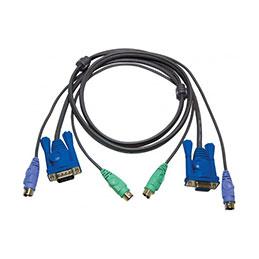 Aten 2L-5002P/C cordon kvm VGA/PS2 - 1,80m (photo)