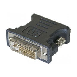 Adaptateur dvi m/vga f (photo)