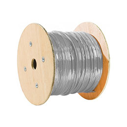 Cable multibrin CAT7 s/ftp LS0H gris - 305 m (photo)