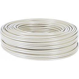 Cable multibrin f/utp CAT5E gris - 100M (photo)