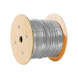 Cable multibrin f/utp CAT5E gris - 500M (photo)