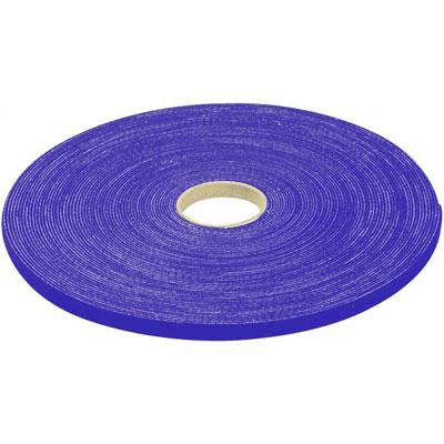 ROULEAU LIEN AUTO AGRIPPANT bleu 10 mm en 20 m